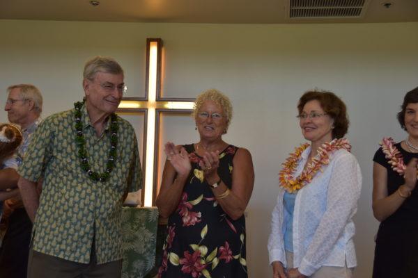 Oliver & Marcia Stafford Andrea Harris Sponsor